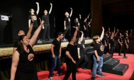 La Escuela de Artes para personas con discapacidad llega a l'Aljub con un flashmob