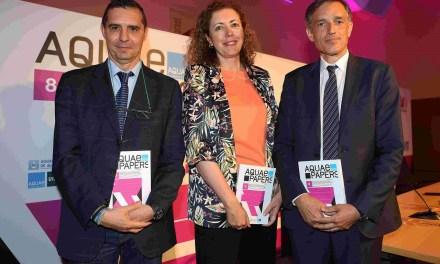 """Aguas de Alicante y Fundación Aquae presentan la publicación """"Aquae Papers 8"""""""