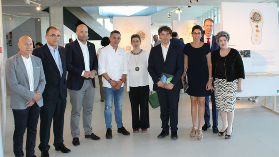 Artesania, gastronomia i disseny dialoguen a l'Auditori Teulada Moraira