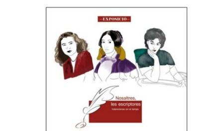 La Biblioteca de Callosa d'en Sarrià acoge del 21 de junio al 6 de julio la exposición 'Nosaltres, les escriptores. Valencianes en el temps'