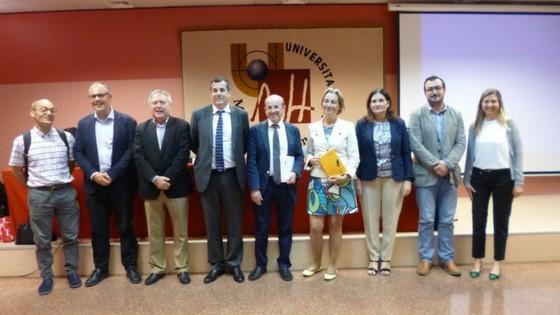 La Càtedra Iberoamericana d'Indústries Culturals i Creatives de la UMH permetrà tendir ponts entre països i continents en matèria cultural