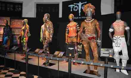 """Cirque du Soleil obri a Alacant l'exposició """"Totem"""""""