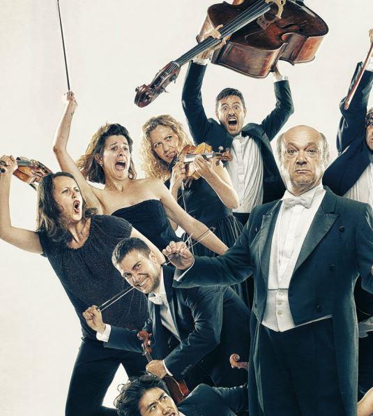 Concerto a tempo d'umore en el Teatro Principal de Alicante