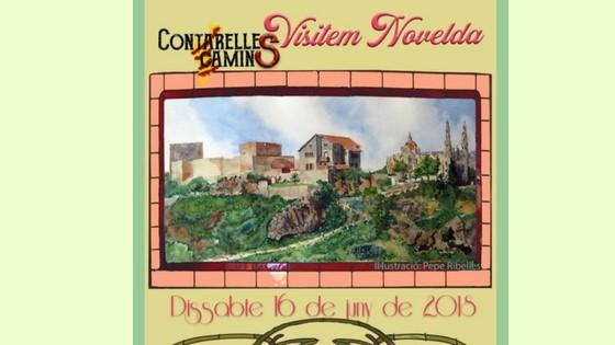 Contarelles i Camins visiten Novelda en juny 2018