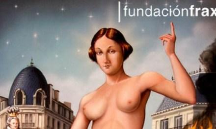 """Josep Ros presenta """"Es cuando duermo que veo claro"""" en la Fundación Frax"""
