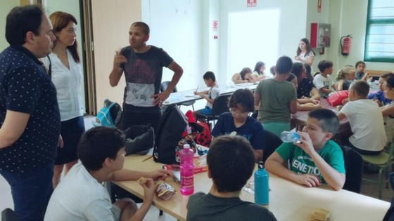 Comienza la 14ª Escuela Municipal de Verano de Finestrat
