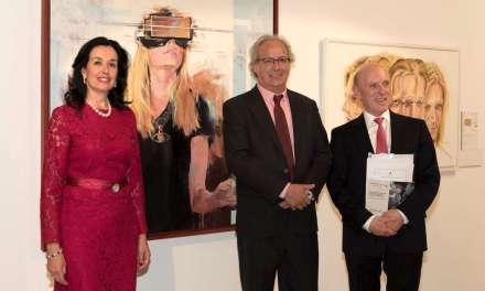 """""""Mirada Virtual"""" es la nueva obra ganadora del premio """"Miradas 2018"""" de la Fundación Jorge Alió"""