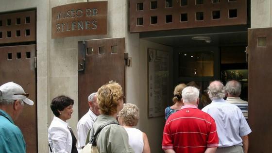 Cultura ha reabierto el Museo de Belenes esta semana