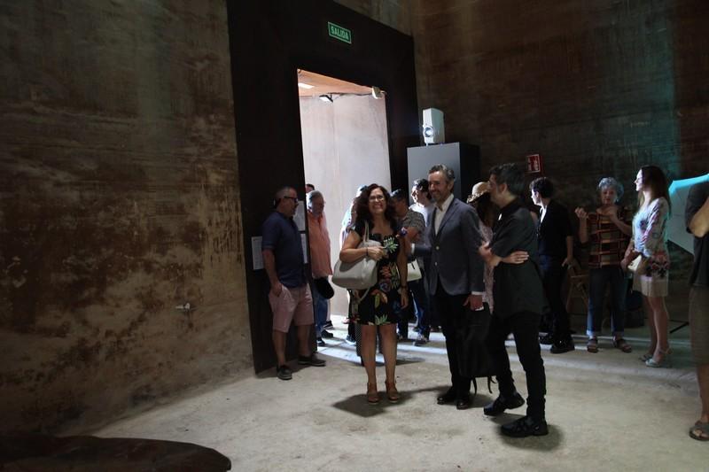 Exposición Actos de Comunicación. Foto: Gabinete Prensa. Ayto. Alicante