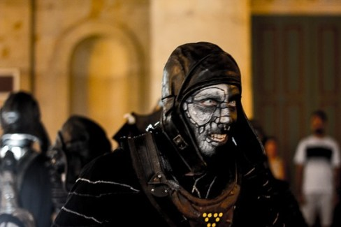 Festival Tercera Setmana. Su à feu. Foto: Manuel Velandia