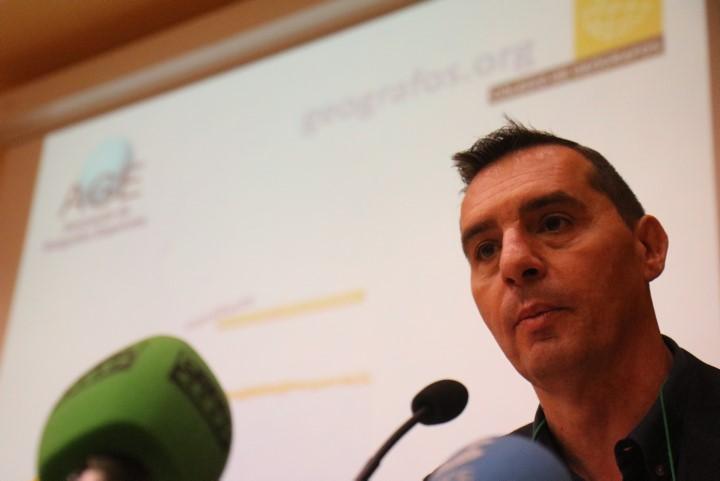 Jorge Olcina, Presidente y Catedrático de climatología de la Universidad de Alicante