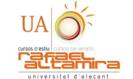 La Seu Universitària de Torrevieja acull l'acte inaugural dels Cursos d'Estiu Rafael Altamira de la UA
