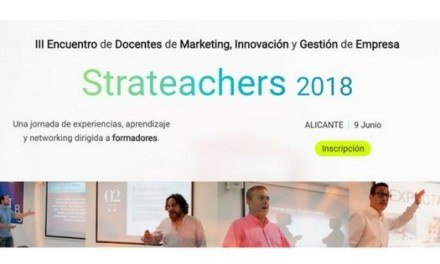 Tercer encuentro de docentes de innovación y marketing en Alicante