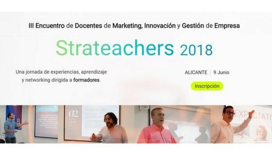 Tercer encuentro de docentes de innovación y marketing en Alicante