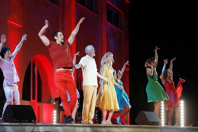 Momentos Gala Inaugural. Foto: Gabinete Prensa. Ayto. Alfàs del Pi