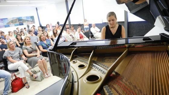 Arranca en l'Alfàs el curso internacional de música que este año celebra su 30 aniversario