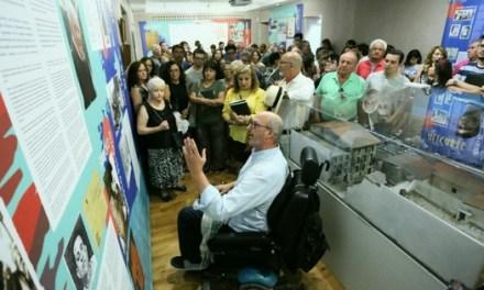 """Alicante inaugura la exposición """"Alicante en Guerra"""" que conmemora el 80 aniversario del Bombardeo del Mercado Central"""