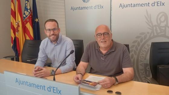 L'Ajuntament d'Elx presenta el programa de festes amb nombroses novetats