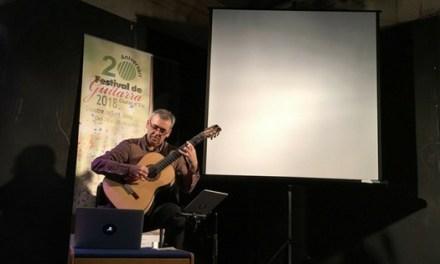 L'uruguaià Baranzano sorprenent amb un concert de gran qualitat en el segon dia de Festival Ciutat d'Elx