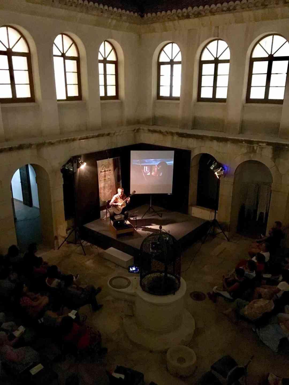 Concert Eduardo Baranzano. Foto: Gabinet Premsa. Festival Ciutat Elx