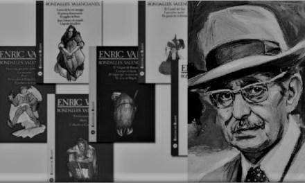 107 aniversario de Enric Valor. Visita al Alt de Guisop en Castalla