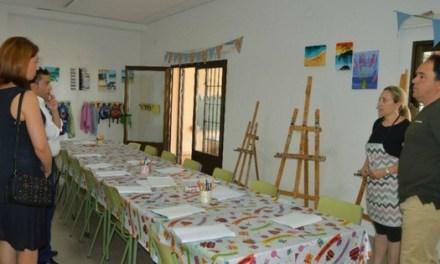 """Comença el """"campus d'Art d'Estiu"""" en el Centre de Formació del Bulevard de Finestrat"""