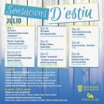 Este fin de semana comienzan las actividades de verano en Finestrat