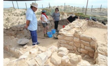 Jornada de portes obertes per a visitar a Guardamar dos jaciments arqueològics únics en tota la Comunitat Valenciana