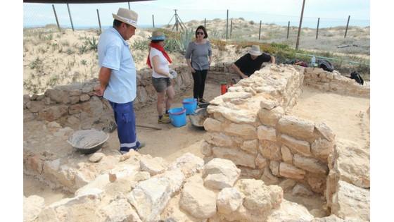 Jornada de puertas abiertas para visitar en Guardamar dos yacimientos arqueológicos únicos en toda la Comunitat Valenciana