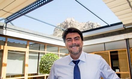 Alcaldes-alcaldesas culturales: Luis Barcala, alcalde de Alicante