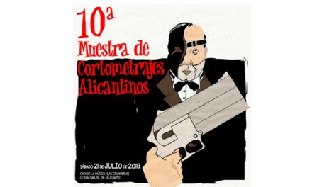 Deu curts en la nova edició de la Mostra de Curtmetratges Alacantins i homenatge a Tirso Calero
