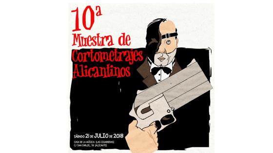 Diez cortos en la nueva edición de la Muestra de Cortometrajes Alicantinos y homenaje a Tirso Calero