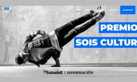 Los premios SOIS CULTURA dan valor a la cultura y el arte hecho en Alicante