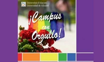 La Universitat d'Alacant dissenya un ampli programa d'activitats amb motiu del Dia Internacional de l'Orgull LGTBI