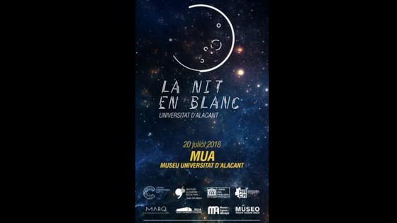 La Nit en Blanc Universitat d'Alacant: Teatre i Soul al MUA