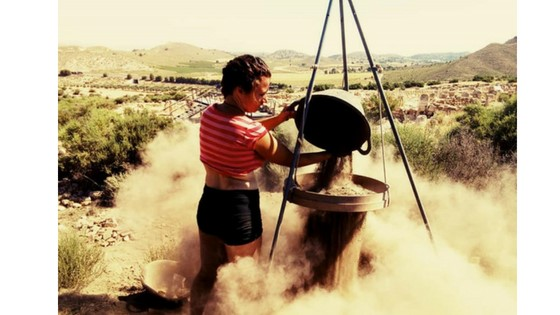 La Universitat d'Alacant ha començat a excavar en el Tolmo de Minateda, Albacete, amb el cofinançament de la Junta de Comunitats de Castella-la Manxa