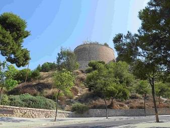 Castell de Sant Ferran. Foto: Rafael Zurita