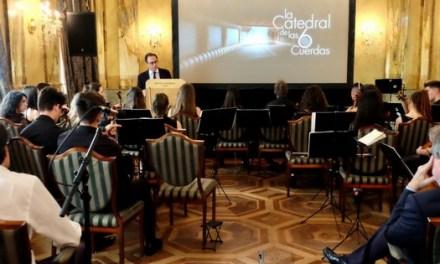 La Diputació d'Alacant elabora el primer documental nacional que descobreix la història i evolució de la guitarra clàssica española