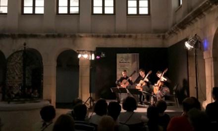"""La música del TRÍO SALZBURGO una buena antesala a la clausura del Festival """"Ciutat d'Elx"""""""