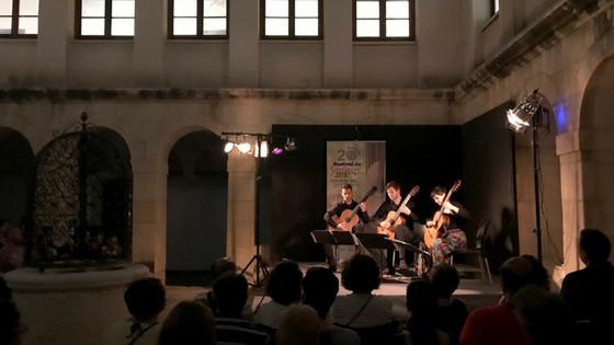 """La música del TRIO SALZBURG una bona avantsala a la clausura del Festival """"Ciutat d'Elx"""""""