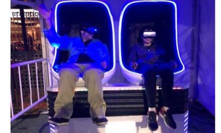 La realitat virtual arriba al Centre Comercial l'Aljub amb motiu del seu 15 aniversari