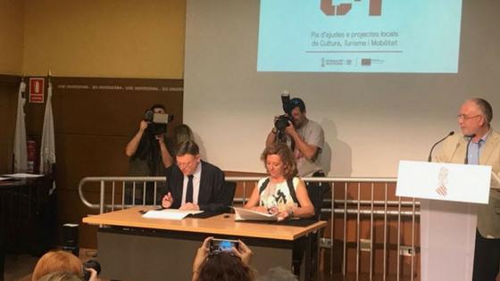 Almoradí rep Fons Europeus per a recuperar el seu Patrimoni Històric