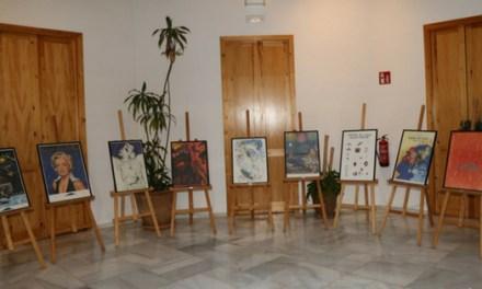 Altea celebró, por primera vez, una exposición del patrimonio cultural pictórico del Castell de l'Olla