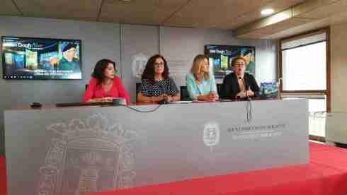 Presentación Exposión Van Gogh. Foto: Gabinete Prensa. Ayto. Alicante