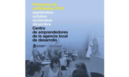 La Agencia Local de Desarrollo organiza más de 30 cursos y actividades de acceso gratuito hasta final de año