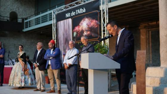 Gala Patronos Nit de l'Albà de Elche
