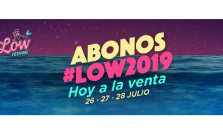 Low Festival 2019 posa a la venda els primers abonaments a preu promocional