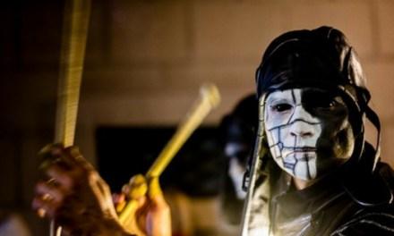 La Vila Joiosa tanca el seu XII festival Art i Carrer amb més de 3.500 espectadors