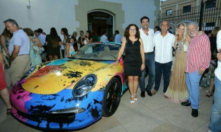 """Willy Ramos protagonitza a Alacant la seua nova exposició """"Ariguaní"""""""