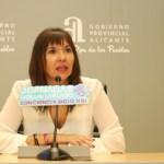 """La Diputación de Alicante reconoce el espíritu solidario de las personas y entidades de la provincia a través de los """"I Premios de Voluntariado"""""""
